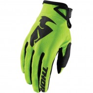 THOR YOUTH SECTOR GLOVES 2021 ACID COLOUR