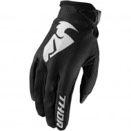 THOR YOUTH SECTOR GLOVES 2020 BLACK COLOUR