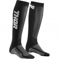 CALCETINES INFANTILES THOR MX COOL 2020 COLOR NEGRO / CARBÓN -
