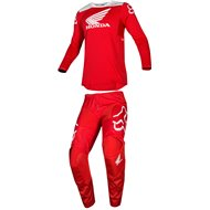 OUTLET COMBO FOX 180 HONDA 2019 RED COLOUR SIZE XL/36