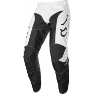 OFFER FOX 180 PRIX PANT 2020 WHITE / BLACK COLOUR