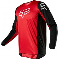 FOX YOUTH 180 PRIX JERSEY 2020 FLAME RED COLOUR