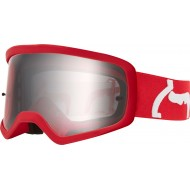 FOX YOUTH MAIN II PC PRIX GOGGLE 2020 FLAME RED COLOUR