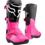 FOX WOMEN COMP BOOT 2020 BLACK/PINK COLOUR
