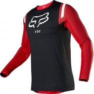 CAMISETA FOX FLEXAIR REDR 2020 COLOR ROJO LLAMA