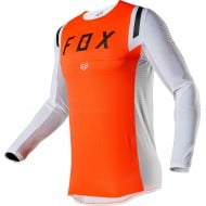 CAMISETA FOX FLEXAIR HOWK 2020 COLOR NARANJA FLUOR