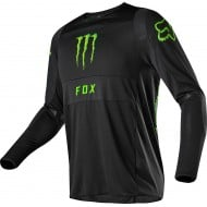 FOX 360 MONSTER/PRO CIRCUIT JERSEY 2020 BLACK COLOUR