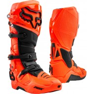 OFFER FOX INSTINCT BOOT 2020 FLUO ORANGE COLOUR