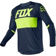 CAMISETA INFANTIL FOX 360 BANN 2020 COLOR AZUL MARINO