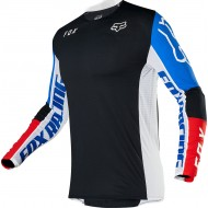 FOX FLEXAIR HONR JERSEY 2020 BLACK COLOUR