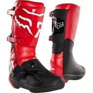 FOX COMP BOOT 2020 FLAME RED COLOUR