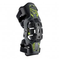 ALPINESTARS YOUTH BIONIC 5S KNEE BRACE 2021 BLACK / ANTHRACITE / YELLOW FLUO COLOUR