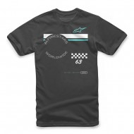 OFFER ALPINESTARS COLLECTION TEE BLACK COLOUR