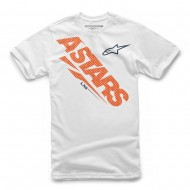 OFFER ALPINESTARS YOUTH LARGESS WHITE COLOUR