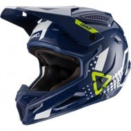 OUTLET CASCO LEATT GPX 4.5 V20.2 2020 COLOR AZUL