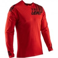 CAMISETA LEATT GPX 5.5 ULTRAWELD 2020 COLOR ROJO