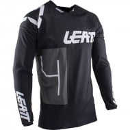 CAMISETA LEATT GPX 4.5 LITE 2020 COLOR NEGRO