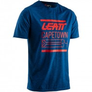 OUTLET CAMISETA LEATT CORE COLOR AZUL ROYAL