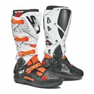 SIDI CROSSFIRE 3 BOOTS BLACK / RED / WHITE