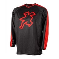 OUTLET CAMISETA TRIAL HEBO BAGGY II ROJO