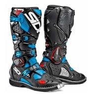 ((OFFER)) SIDI CROSSFIRE 2 BOOTS LIGTH BLUE