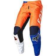 FOX YOUTH 180 SPECIAL EDITION LOVL PANT 2020 ORANGE / BLUE COLOUR