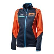 OUTLET CHAQUETA SOFTSHELL MUJER KTM REPLICA