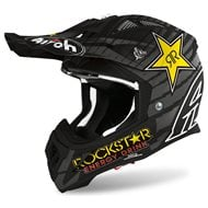 CASCO AIROH AVIATOR ACE 2020 COLOR ROCKSTAR MATE