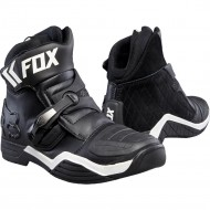 OFFER FOX BOMBER BOOTS BLACK COLOUR - SIZE 10 USA