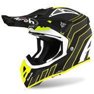 CASCO AIROH AVIATOR ACE ART 2020 COLOR NEGRO MATE