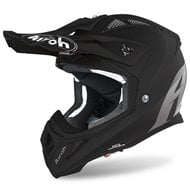 CASCO AIROH AVIATOR ACE 2020 COLOR NEGRO MATE