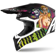 CASCO AIROH WRAAP PIN-UP 2020 COLOR MATE