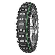 REAR TIRE MITAS TERRA FORCE-EH SUPER SOFT 140/80-18 70M TT - DOUBLE GREEN LINE
