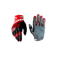 GLOVES HEBO STRATOS COLOR RED