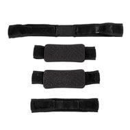 REPLACEMENT LEATT X-FRAME KNEE RIBBONS -SIZE S/M-