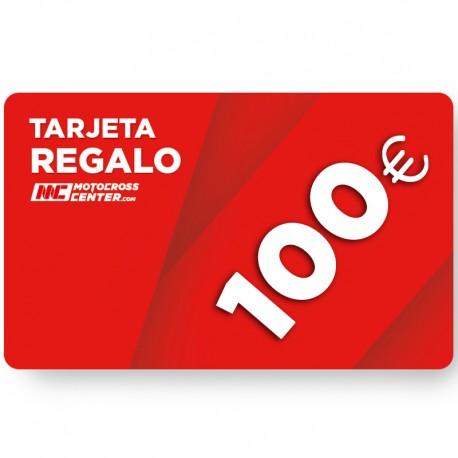 TARJETA DE REGALO MOTOCROSSCENTER 100€