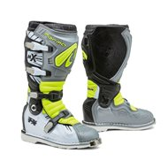 FORMA BOOTS TERRAIN TX GREY / WHITE / YELLOW FLUO COLOUR