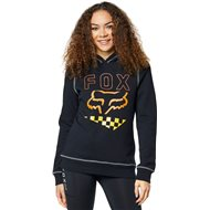 OUTLET SUDADERA FOX RICHTER COLOR NEGRO