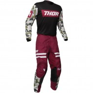 COMBO THOR PULSE FIRE 2020 COLOR NEGRO / GRANATE