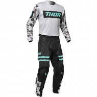 OFFER COMBO THOR PULSE AIR FIRE 2020 LIGHT GREY / BLACK COLOUR