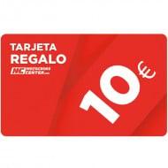 TARJETA DE REGALO MOTOCROSSCENTER 10€ [ 1000 PUNTOS ]