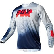 OFFER FOX YOUTH 180 SPECIAL EDITION BNKZ JERSEY 2020 GREY COLOUR