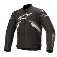 ALPINESTARS T-GP+R V3 JACKET COLOR BLACK/WHITE