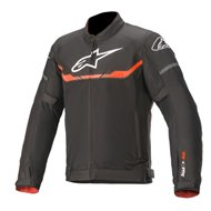 ALPINESTARS T-SPS AIR JACKET COLOR BLACK/RED