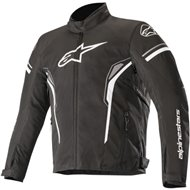 ALPINESTARS T-SP-1 WATERPROOF JACKET COLOR BLACK/WHITE