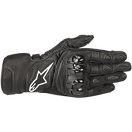 GUANTES ALPINESTARS SP-2 V2 COLOR NEGRO