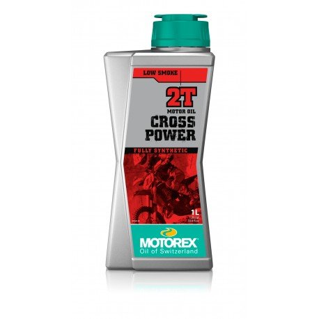 ACEITE MOTOREX CROSS POWER 2T (1 LITRO)