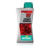 ACEITE MOTOREX CROSS POWER 2T (1 LITRO) [ 1500 PUNTOS]