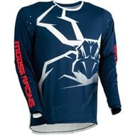 MOOSE JERSEY AGROID 2020 COLOR NAVY / WHITE