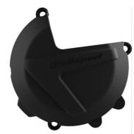 CLUTCH COVER PROTECTOR BLACK FOR KTM EXCF 350 2012-2016